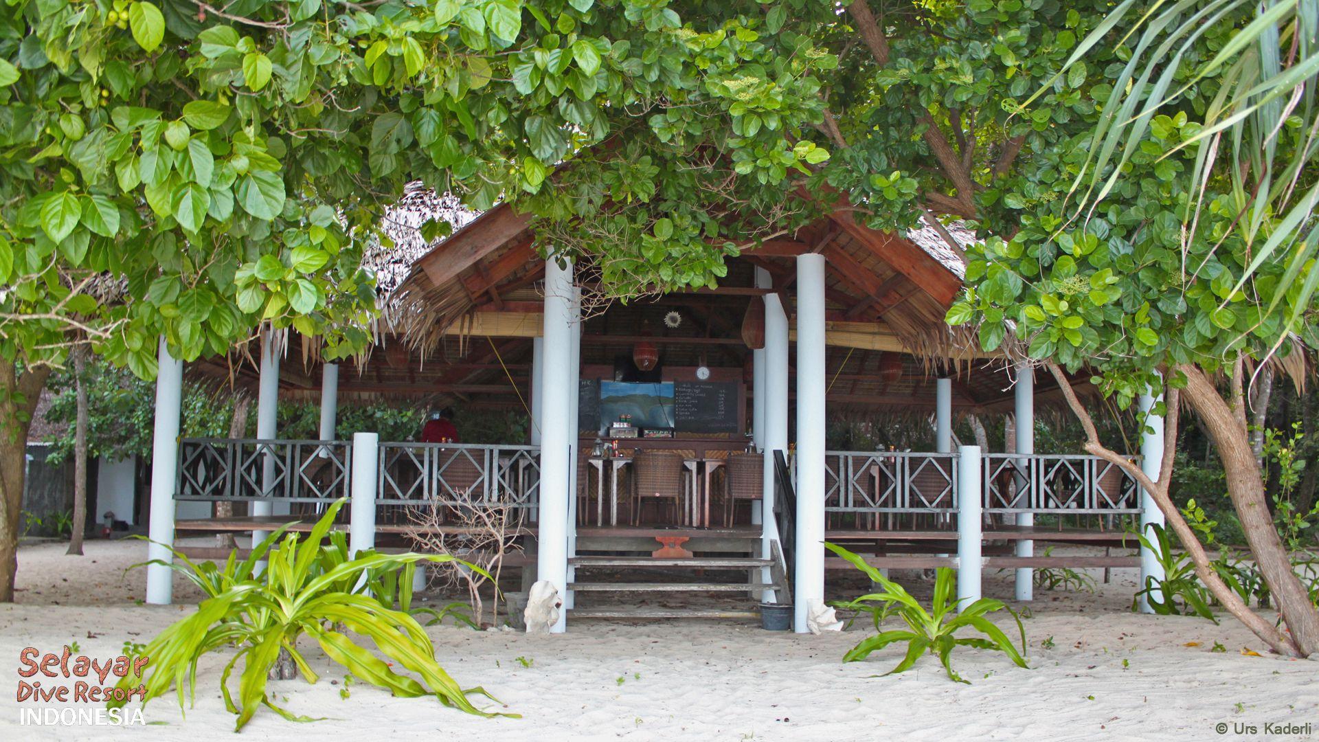 Beach Restaurant Sulawesi