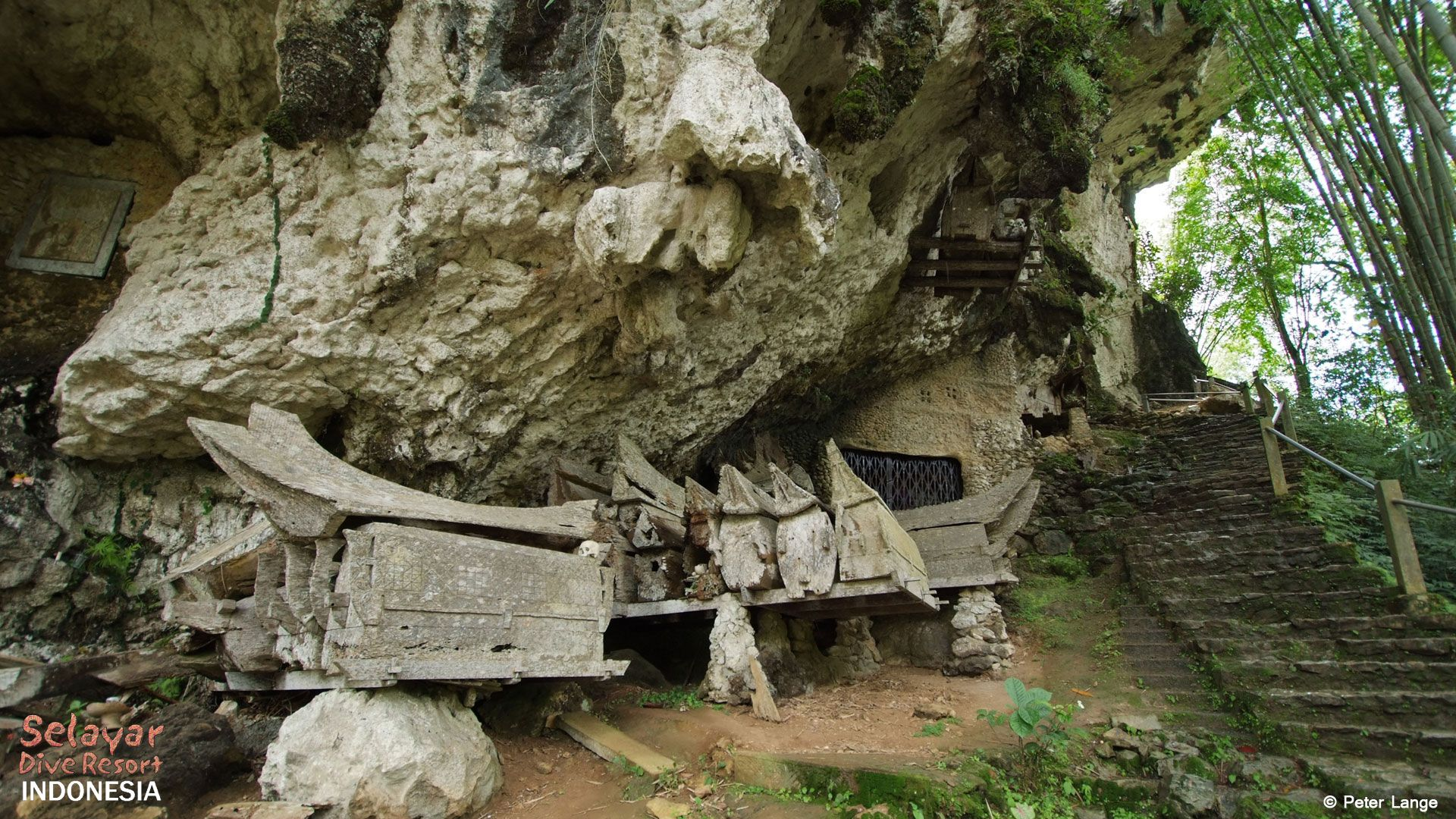 south Sulawesi Cave Indonesia