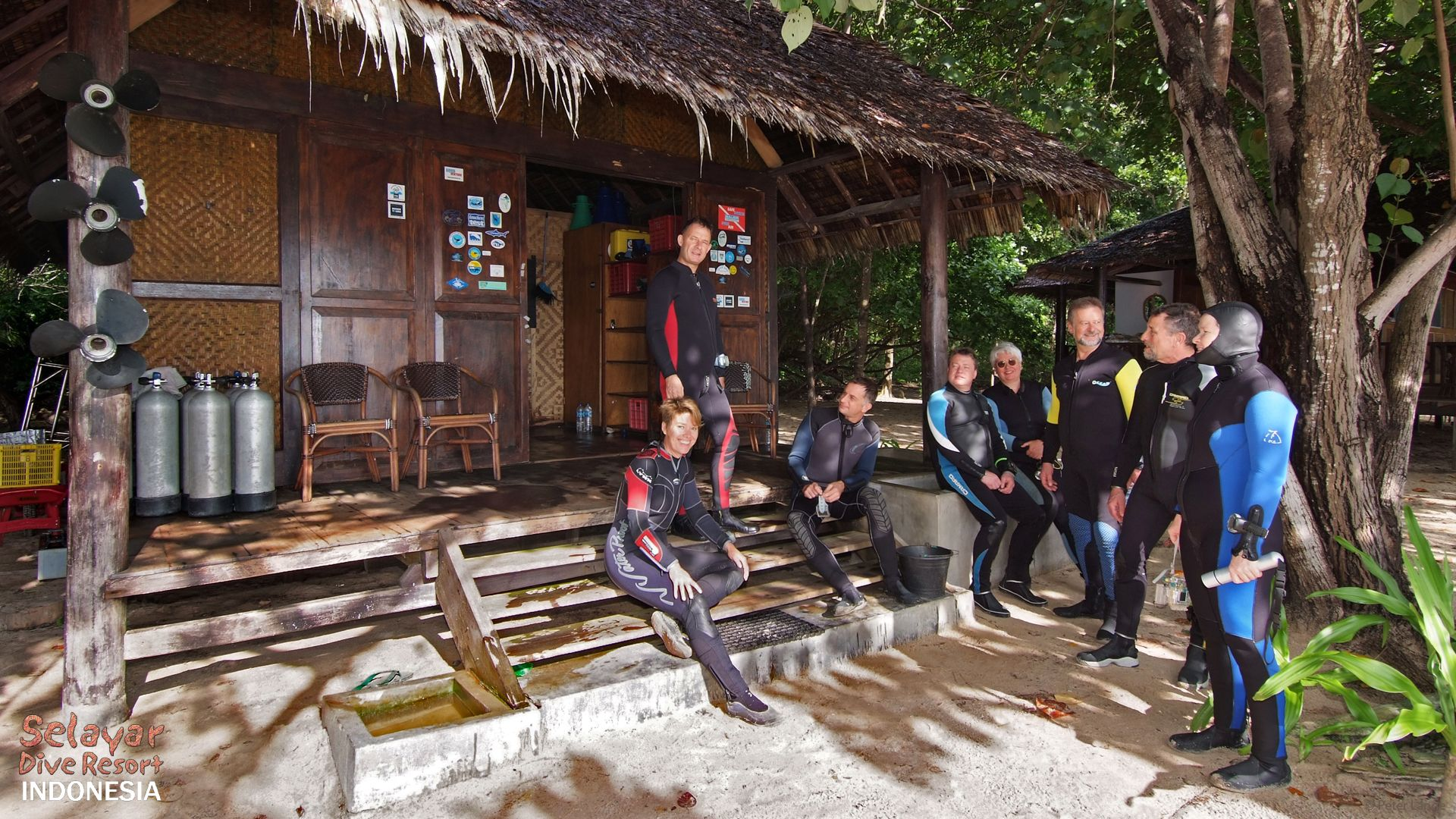 Dive Center Sulawesi