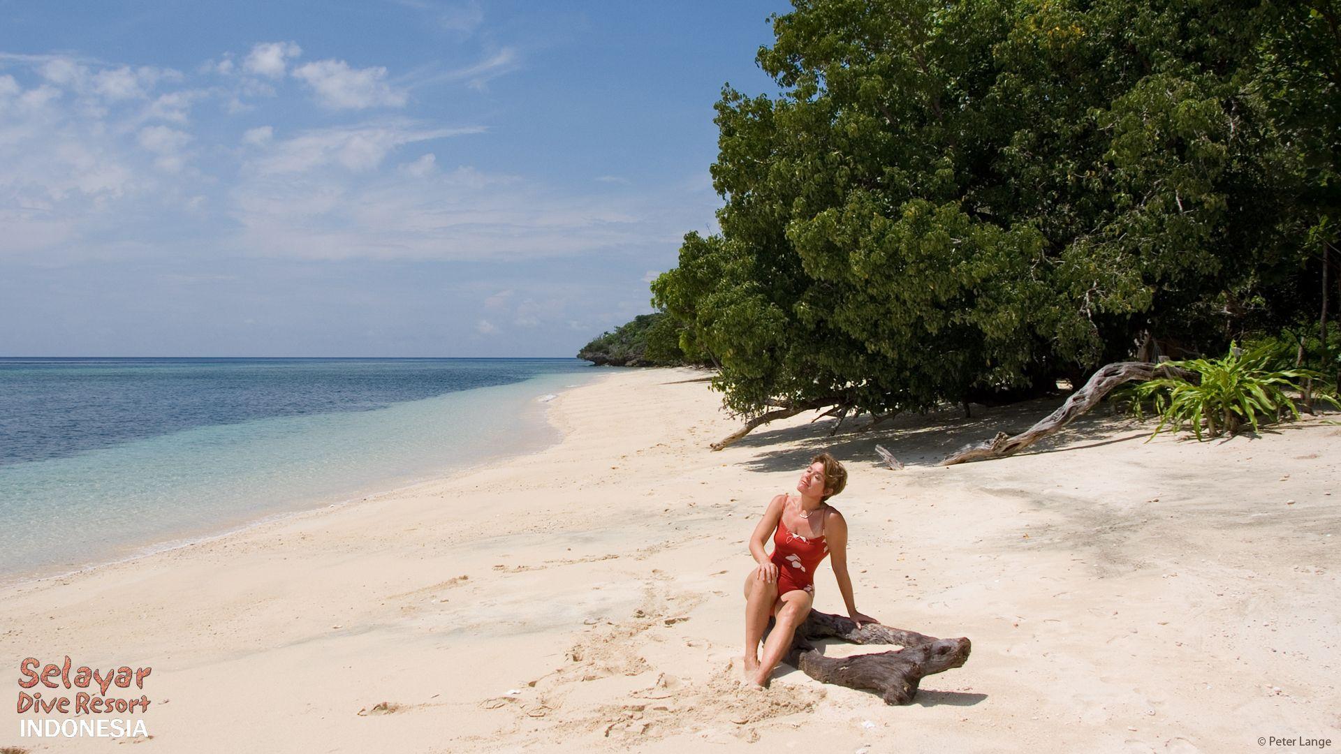 Indonesia Beach Sulawesi